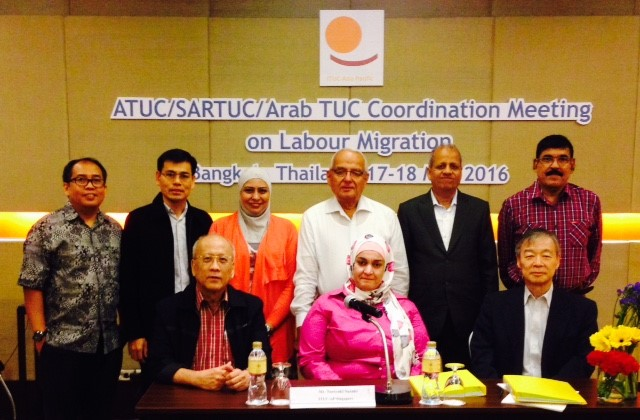 Photo credit: ITUC-AP